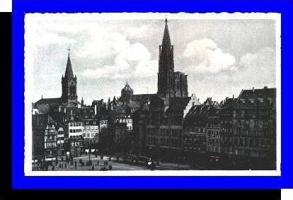 Strassburg v.1934 Karl-Roon-Platz (3686)