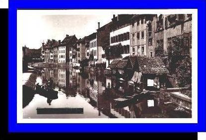 Strassburg v.1944 Klein Venedig (3689)