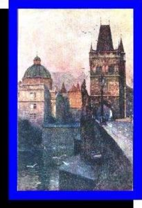 Prag v.1924 Teil-Stadt (3806)