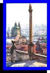 Prag v.1924 Krönungshügel (3808)