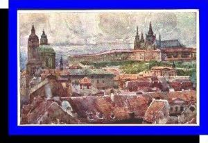 Prag v.1924 Teil-Stadt (3810)