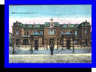 Roubaix v.1915 Hospital v.1915 (4000)
