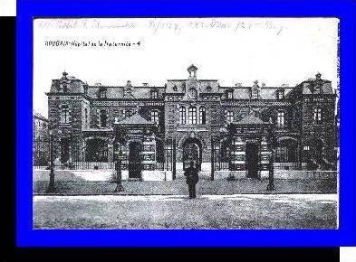 Roubaix v.1915 Hospital (4001)