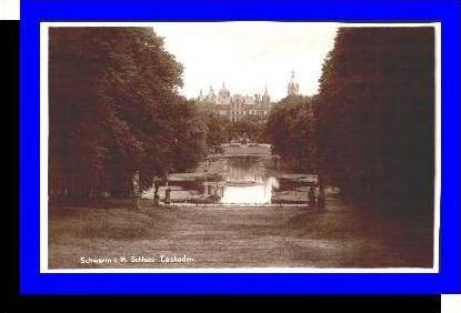 Schwerin v.1928 Caskaden (4718A))