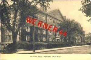 Perkins Hall v. 1927 Harvard University  (27399-06)