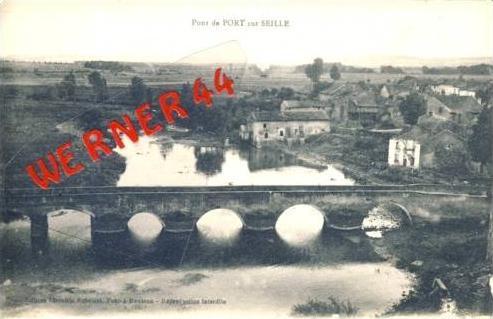 Pont de Port sur Seille v. 1928  (27399-07)
