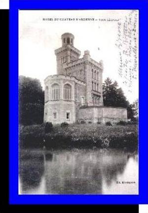 Hotel Du Chateau Dardenne - Tour Leopold v. 1915 ( 4002)