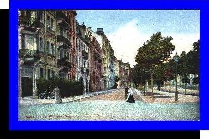 Metz v.1915 Kaiser Wilhelm Ring (4936)