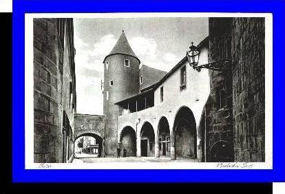 Metz v.1922 Deutsches Tor (4948)
