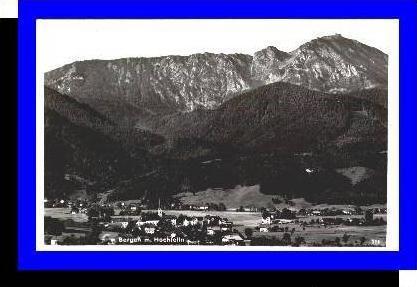 Bergen v.1957 Dorfansicht (5271)