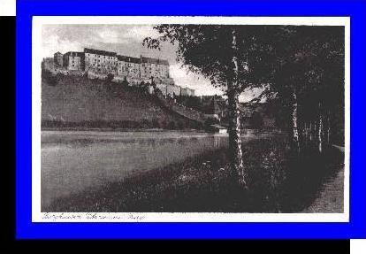 Burghausen v.1934 See & Burg (5288)