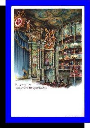 Bayreuth 1900 Opernhauses (5290)