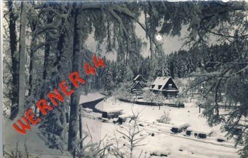 Berggießhübel v.1960 Haus (5310)