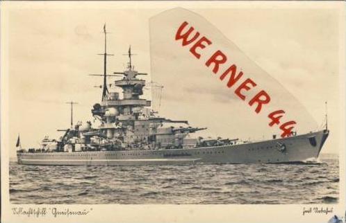 Schlachtschiff Greifenau v.1938 (6310)