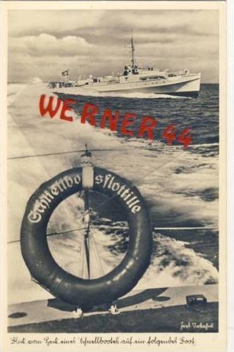 Schnellboote v.1938 siehe beschr (6316)