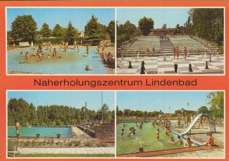 Pasewalk v. 1986 Naherholungszentrum Lindenbad  (55523)