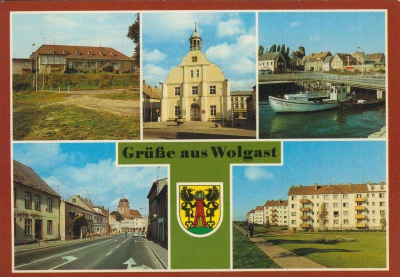 Wolgast v. 1985 HO Gaststätte