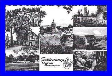 Tecklenburg v.1960 Ansichten (2018)