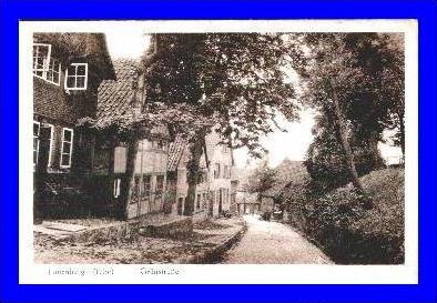 Lauenburg v. 1924   Grünstrasse  (1995)