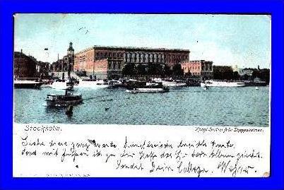 Stockholm v.1902 Kongl. Slotter (2025)