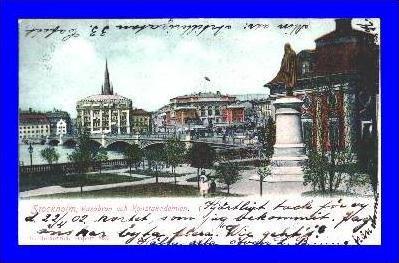 Stockholm v.1902 Vasabron (2026)