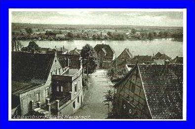 Lauenburg v. 1924   Neustadt ( Strassensicht)  (1997)