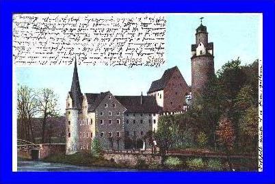 Stein v.1902 Schloß Stein (2042)