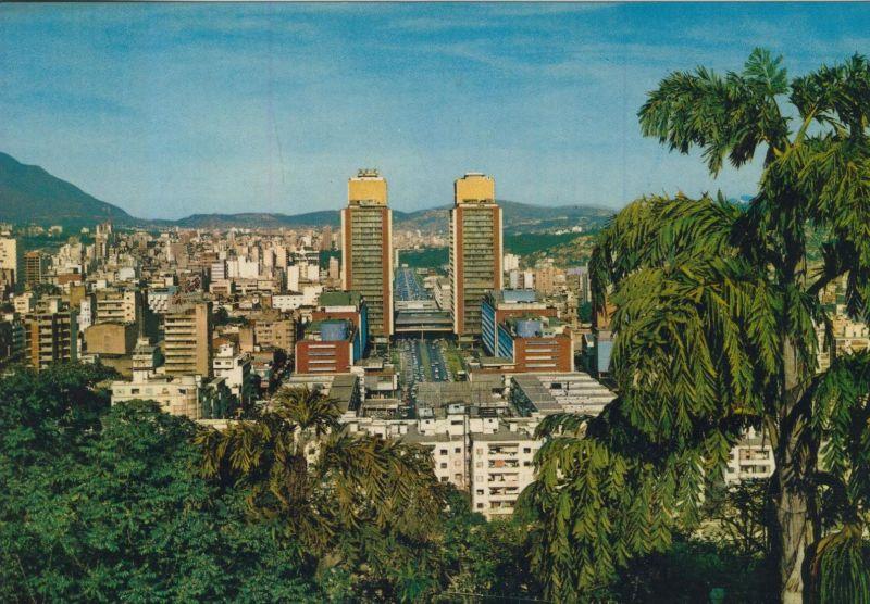 Caracas v. 1974  Vista panoramica con El Silencio  (55421)