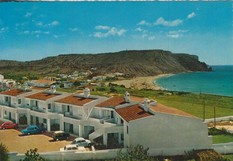 Algarve v. 1979  Beach of Luz  (55464)