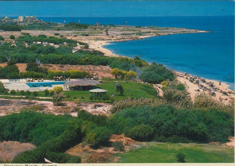 Zypern v. 1972  Protaras Beach  (55465)