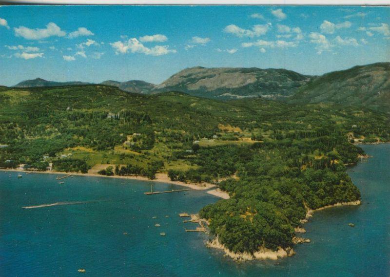 Korfou v. 1968  Der Mittelmeerclub in Dassia  (55477)