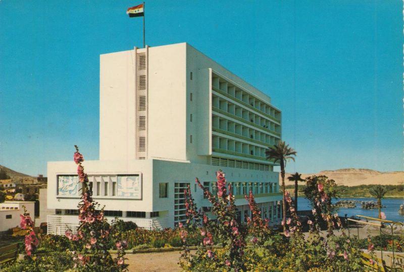 Assuan v. 1972  Neues Cataract Hotel  (55484)