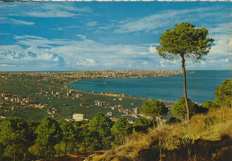 Beirut v. 1968  Blick auf die Stadt  (55487)