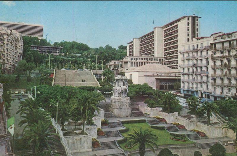 Alger v. 1972  Boulevard Khemisti (55493)