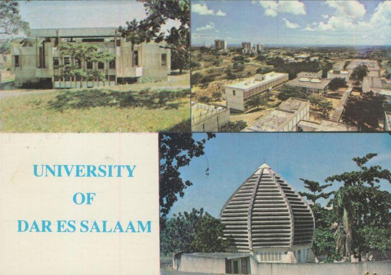 Daressalaam v. 1974  3 Ansichten  (55494)