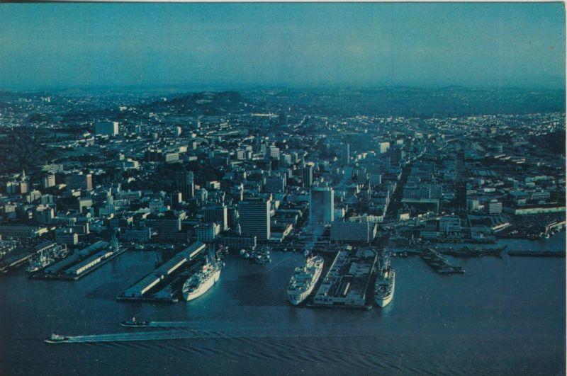 New Zealand v. 1969  Stadt-Ansicht  (55498)