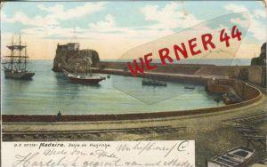 Madeira v. 1913   Sahia da Ponhinpa  --  siehe Foto !!   (36432)