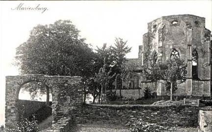 Marienburg v.1926 Burg (16754)