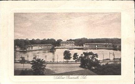 Schloß Benrath am Rhein v.1924 (16773)