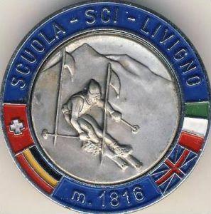 Scuola Italiana Sci - Livigno - m 1816 --- (54013)