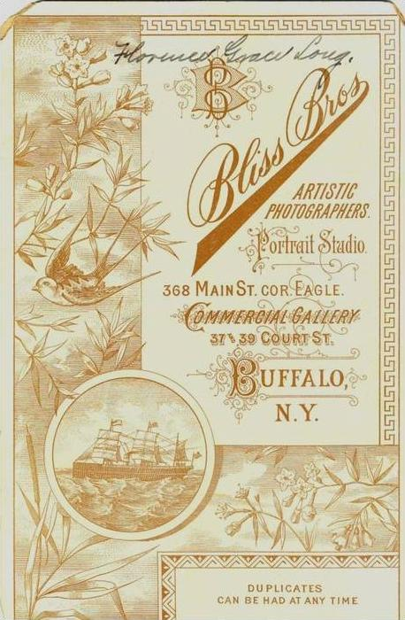 Bliss Bros,368 Main St.,Court St.,Buffalo,N.Y. (20)