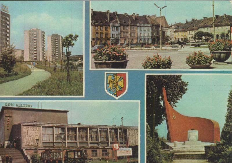 W0dzislaw Slaski v. 1978  4 Ansichten  (55031)