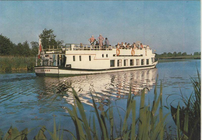 Pojezierze Mazurskie v. 1978  Schiff Gdansk  (55039)