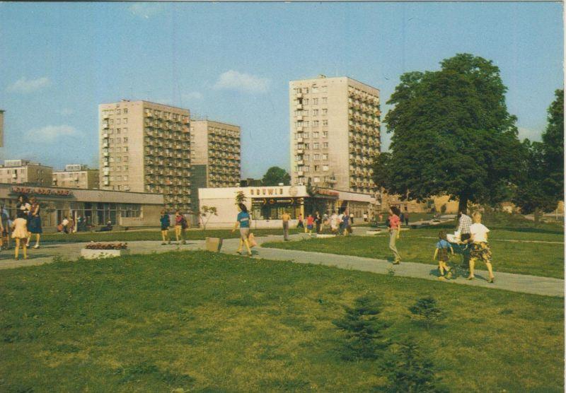 Elblag v. 1978  Teil-Stadt-Ansicht  (55042)