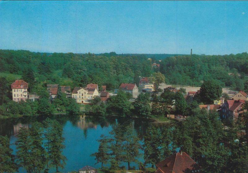 Lagow v. 1978  Panorama-Ansicht  (55043)