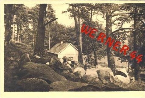 Haverbeck v. 1934 Alte Hütte im Wald  (7197)