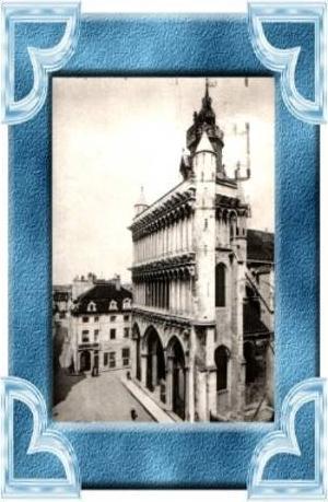 Dijon v.1937 Notre Dame (9493)
