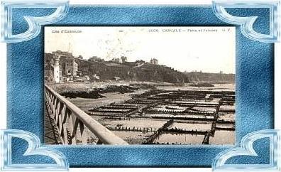 Cancale v.1915 Parcs et Falaises (9497)
