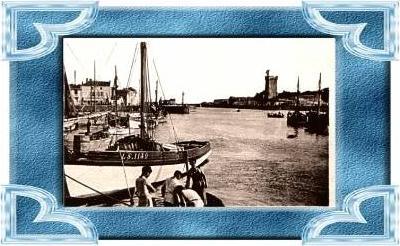 Les Sables d`Òlonne v.1917 Hafen (9498)