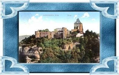 Nideggen v.1912 Burg (9505)